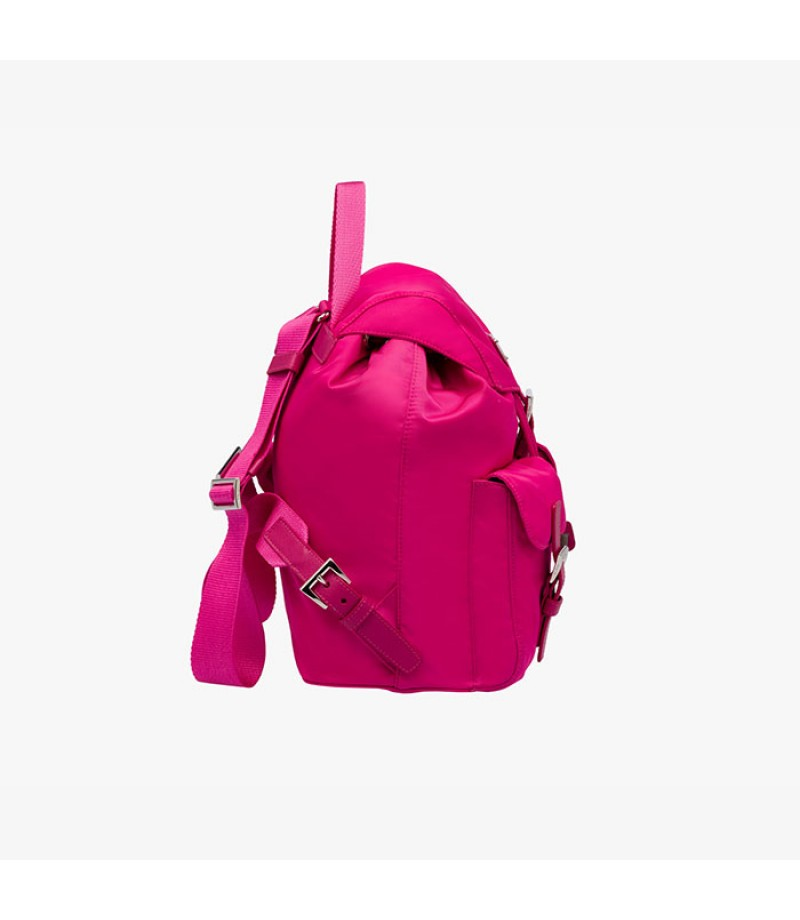e8445cb1b4a102 Prada BZ6677 Nylon Backpack In Rose [prada0056] - $179.99 : Replica ...